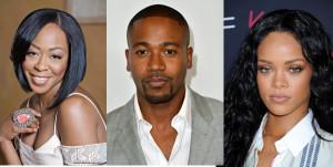 AIQ…Tichina Arnold, Columbus Short, Rihanna & more…