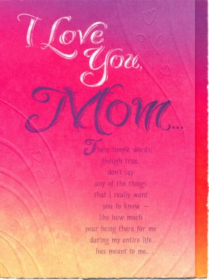 ... Quotes And Greetings: Greeting Cards Girl For Mother Birthday Greeting