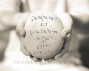 Grandparents Quote Print, Digital File, Thanksgiving Gift ...