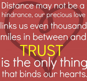 Top 20 Long Distance Relationship Quotes