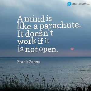 Frank Zappa wise #quote