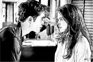 Edward and Bella Breaking-Dawn-Part-1-Stills-edward-and-bella-love