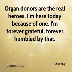 Organ Donor Quotes