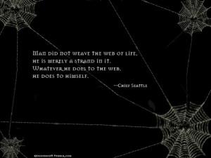 quotes inspirational quotes inspirational life quotes web spider web ...