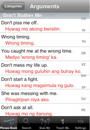 Download Filipino Phrases: How to Argue, Use Slang, and More! iPhone ...