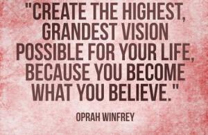 Vision & Dream Board Workshop