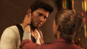 Elena and Nate reunite before attempting to rescue Sully, Uncharted 3