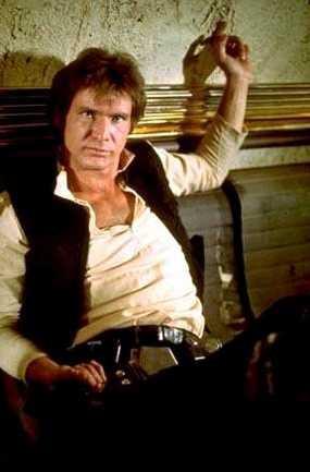 Han Solo, Byronic Hero?