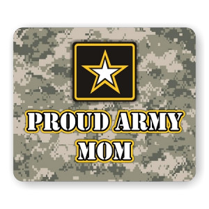 Proud Army Mom Quotes Image...