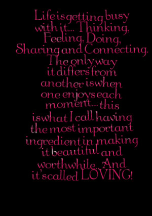 Sharing Feelings Quotes. QuotesGram