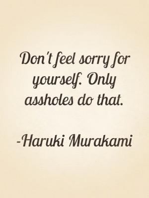 quotes by #HarukiMurakami, #NorwegianWood.