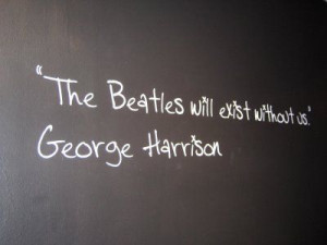 the beatles george harrison john lennon ringo starr paul mccartney ...