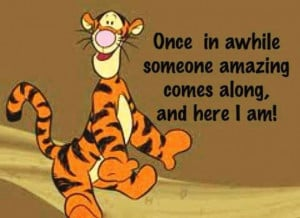 Tigger Quotes And Sayings