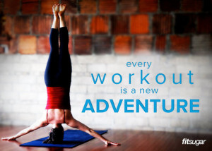 Make Your Workout a New Adventure