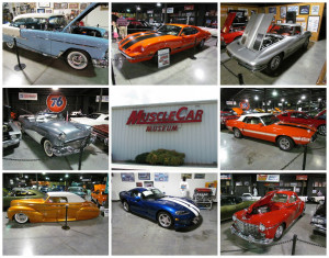 Muscle Car Sayings To the muscle car museum.
