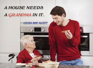 Sweet Quotes and Sayings about Grandmothers