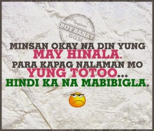 Tagalog Text Love Quotes and Messages