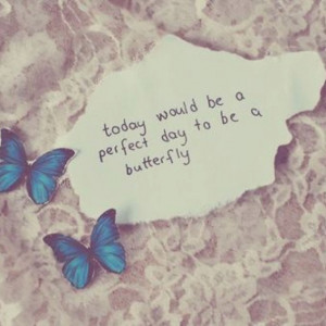 Butterfly Flying Away Quotes Butterfly quote