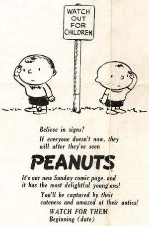 Charlie Brown Knew How To Sell Himself In Vintage 'Peanuts' Ads