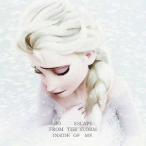 frozen queen elsa quote
