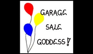 Garage Sale Magnet Quote - yard sale enthusiasts, second hand, tag ...
