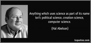 More Hal Abelson Quotes