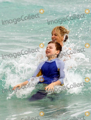 Slim Nelly Norman Cook Zoe Ball 10 Years Picture Zoe Ball Cold Ocean
