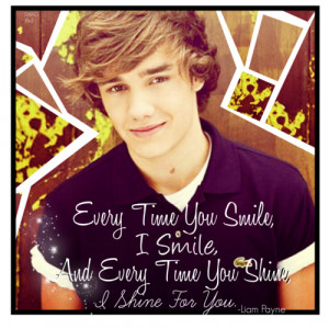 Cute Liam Payne Quotes Day 1: fav liam quote by