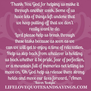 Thank You Quotes For Boyfriend Thank you god