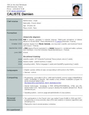 quotes on a resume examples quotesgram