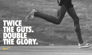 Nike ad celebrating Mo Farah Olympic wins