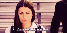 Rachel Berry Glee Episode 1 Season 1 Quote More