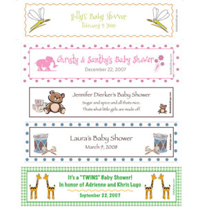 baby shower favors sayings baby shower favors wording ideas 450x450