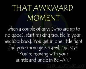 About Awkward Awkwardmoment