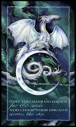 Dragon ~ Pagan ~ Fantasy ~ Quotes ~ Saying ~