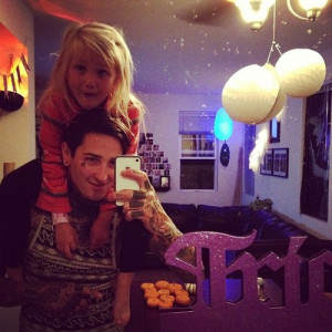 out to the family and friends of Mitch lucker.Rest in peace— Ronnie ...