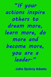 Nurse Leadership Quotes