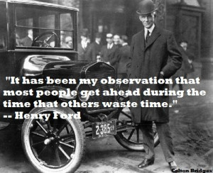 Henry Ford Motivational #quote