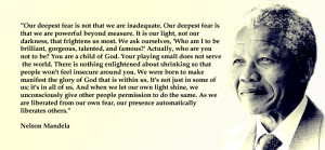 What Nelson Mandela had to say about leadership