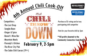 Shepherd Chili Cook Off For...