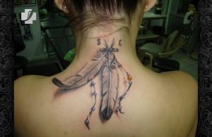 Native American Indian Women Tattoos