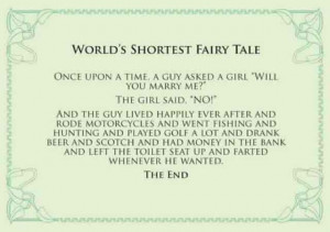 World's Shortest Fairy Tale