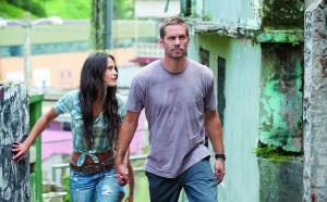 Mia and Brian - Fast and Furious Picture