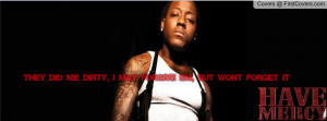 Ace Hood - Have mercy Profile Facebook Covers