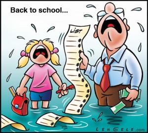 Cartoon: Back to School (medium) by Carayboo tagged back,school,year ...