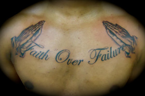Faith Over Failure
