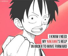 Monkey Luffy Quotes