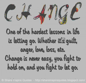 Quotes About Love And Life Change Community Pictures