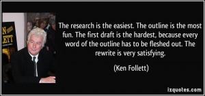 More Ken Follett Quotes