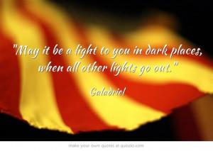 galadriel #LOTR #quote